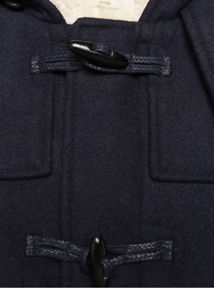 Palton bleumarin Selected Homme Carlyle