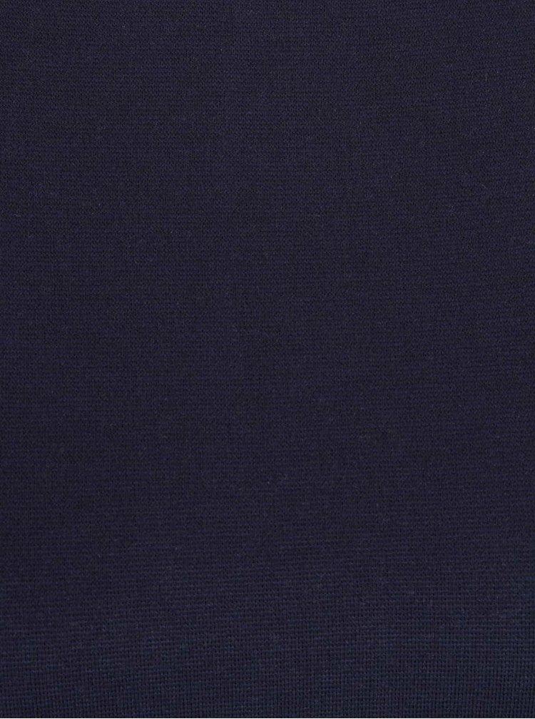 Tmavě modré šaty s krátkým rukávem ONLY Bella