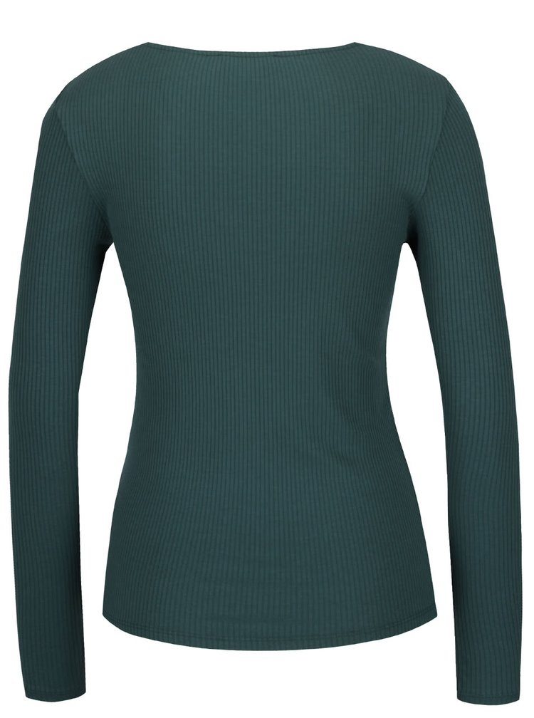 Bluza verde Miss Selfridge
