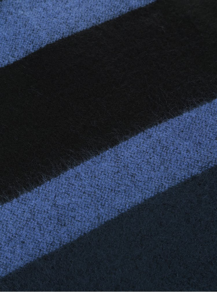 Esarfa albastru inchis Dorothy Perkins