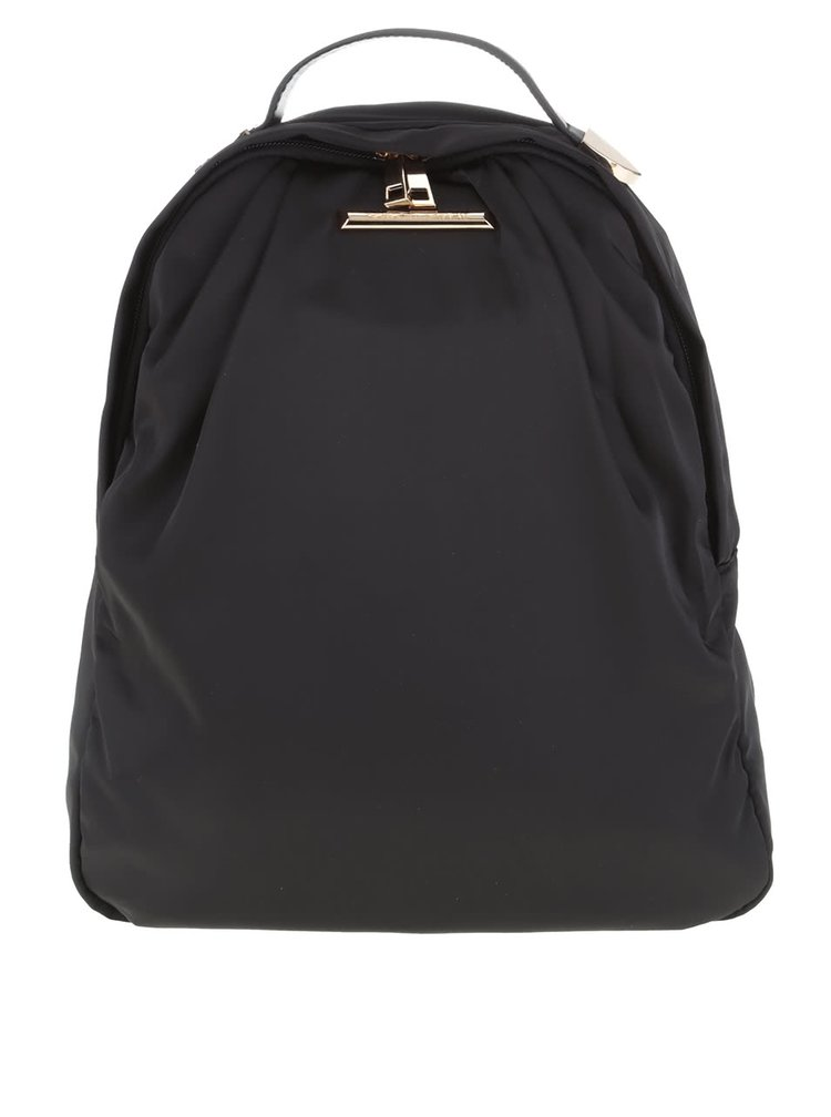 Černý menší batoh Dorothy Perkins