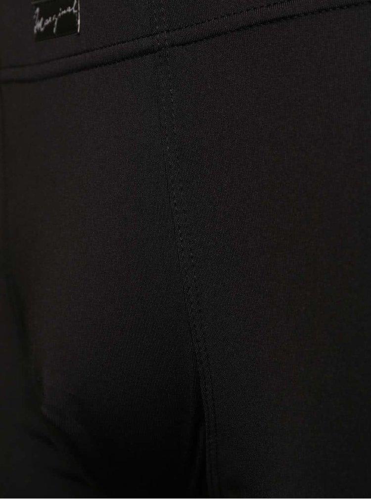 Sada dvou černých a tmavě modrých boxerek Marginal