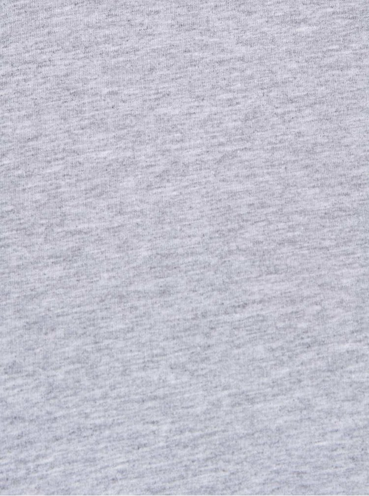 Bluză gri ZOOT cu croi lejer