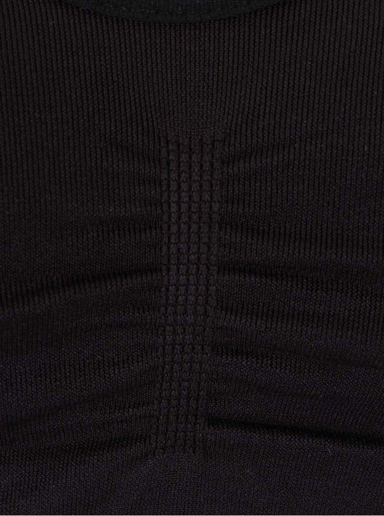 Černá podprsenka s dvojitými ramínky Y.A.S Bianca