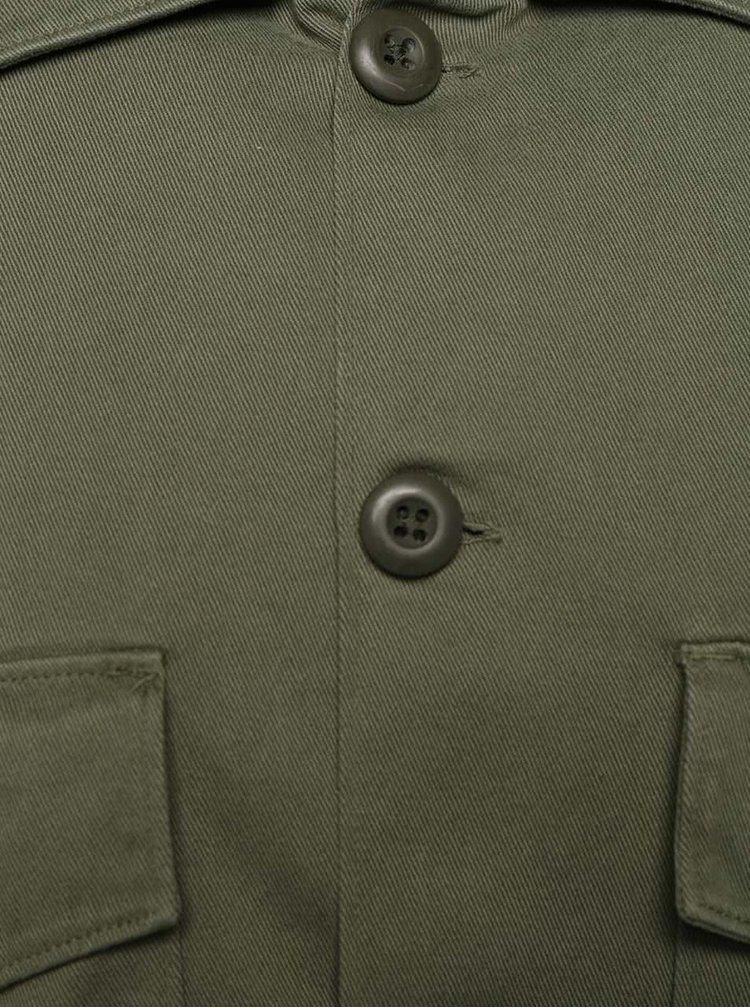 Khaki lehká bunda Jack & Jones Orlando