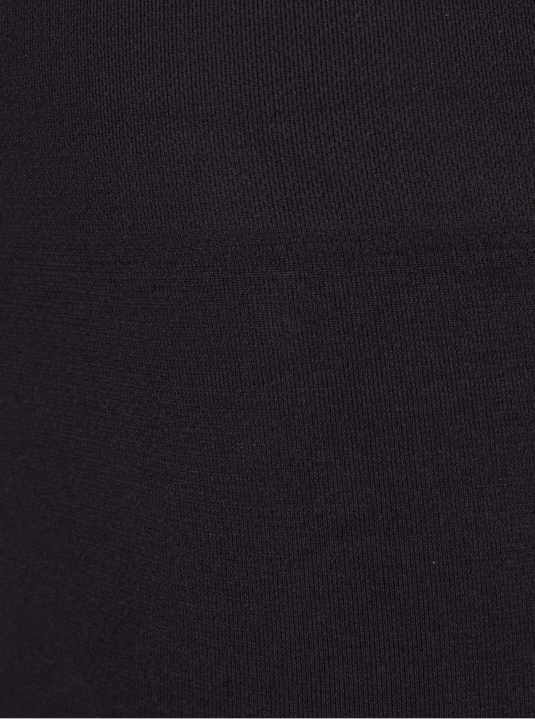Černé stahovací kalhotky Y.A.S Bianca