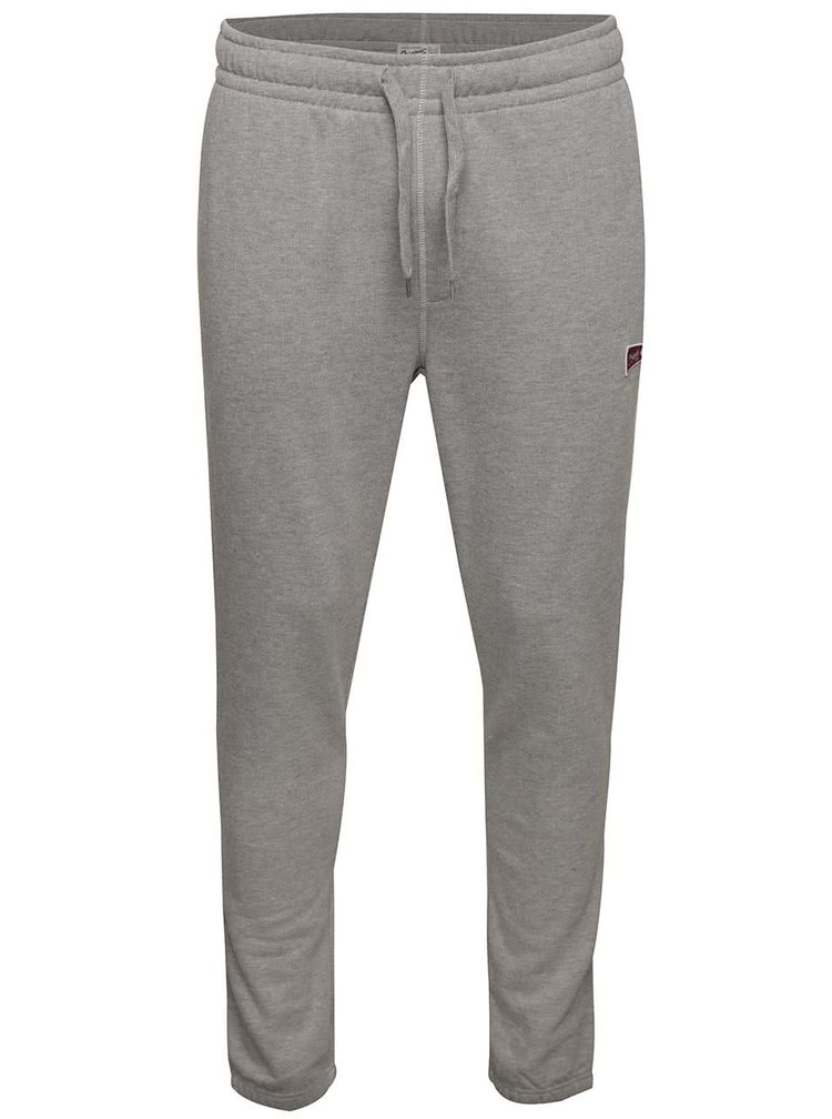 Pantaloni sport gri deschis Jack & Jones New Chris