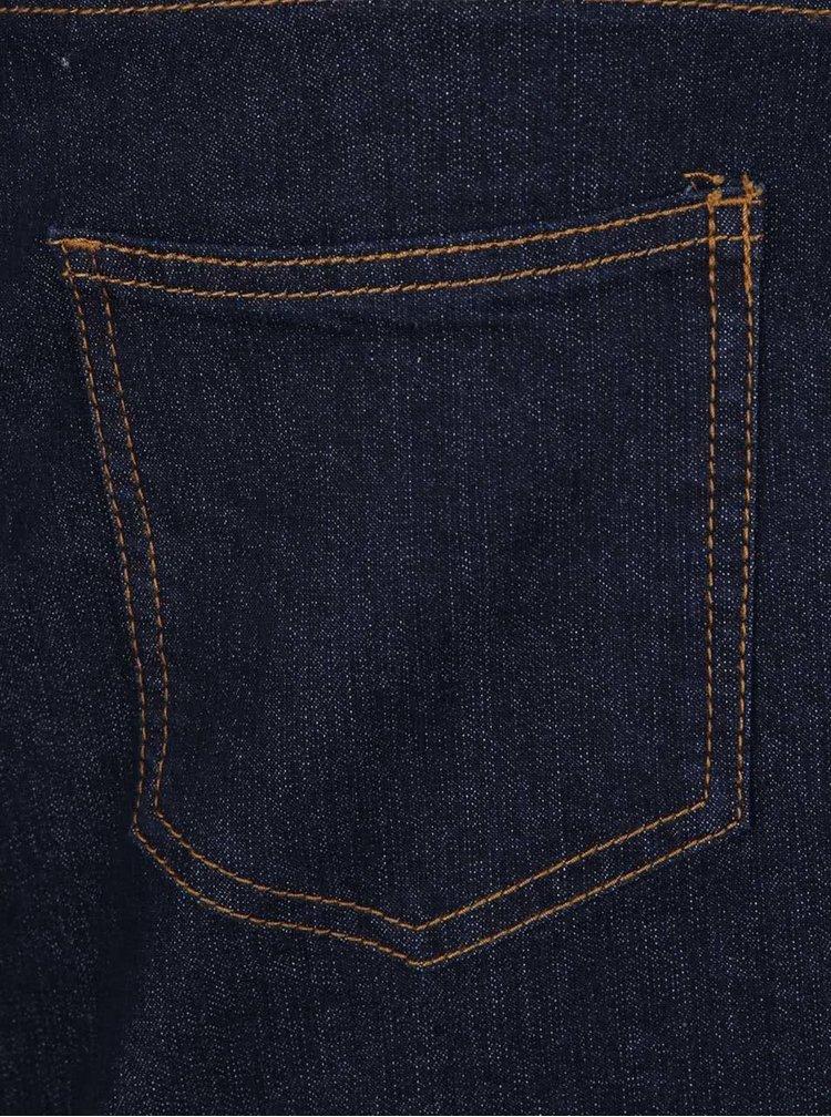 Tmavě modrá těhotenská džínová sukně Dorothy Perkins Maternity