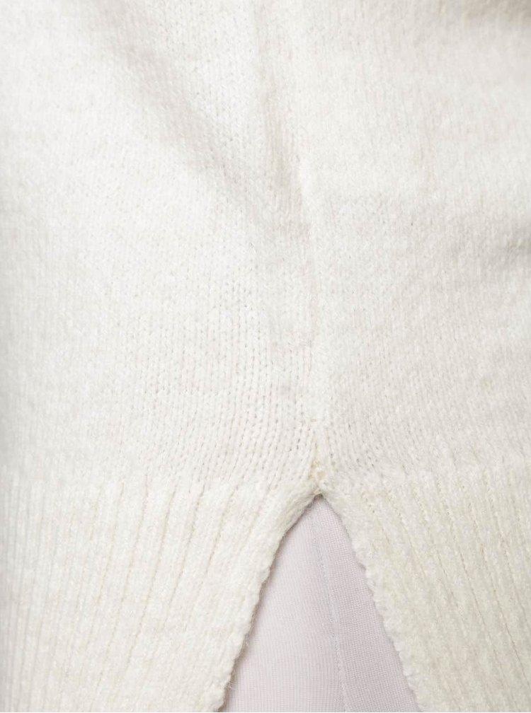 Béžovo-krémový dámský lehký svetr TALLY WEiJL