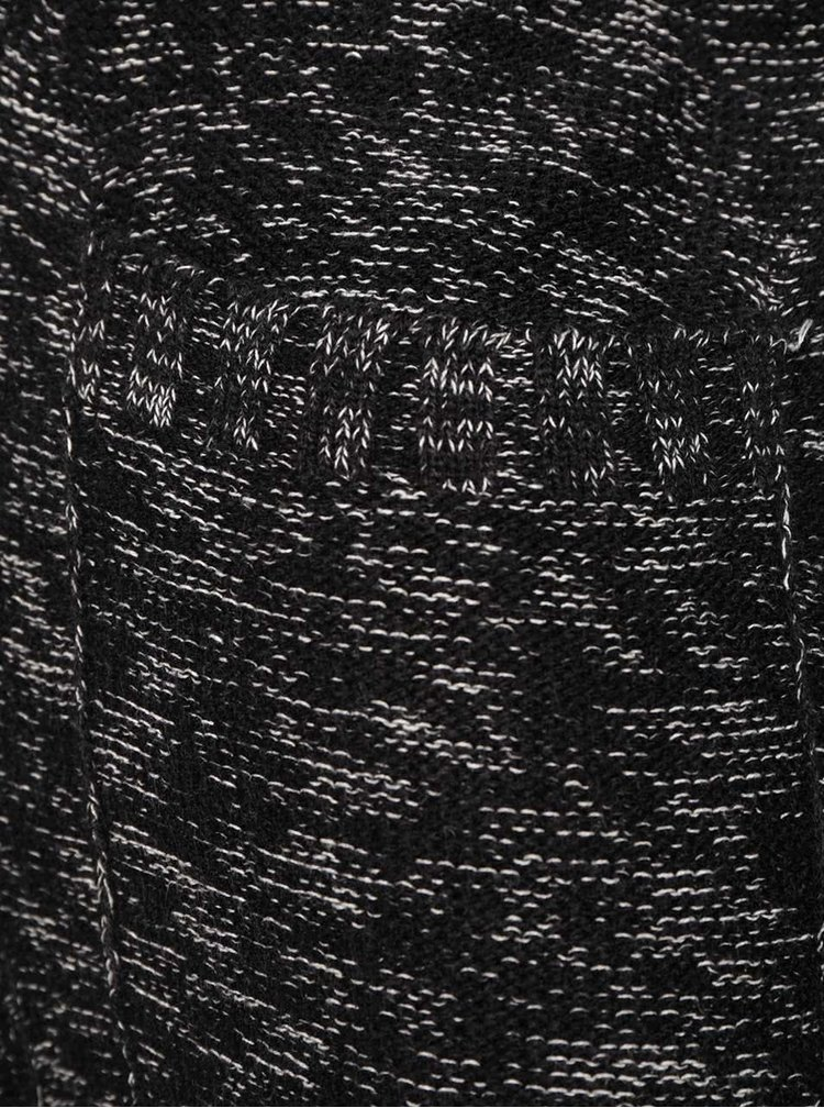 Černý žíhaný cardigan Tally Weijl
