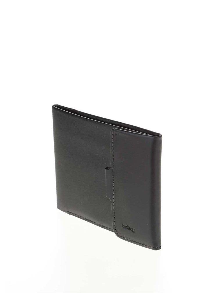 Portofel negru Bellroy Coin Fold pentru bărbați