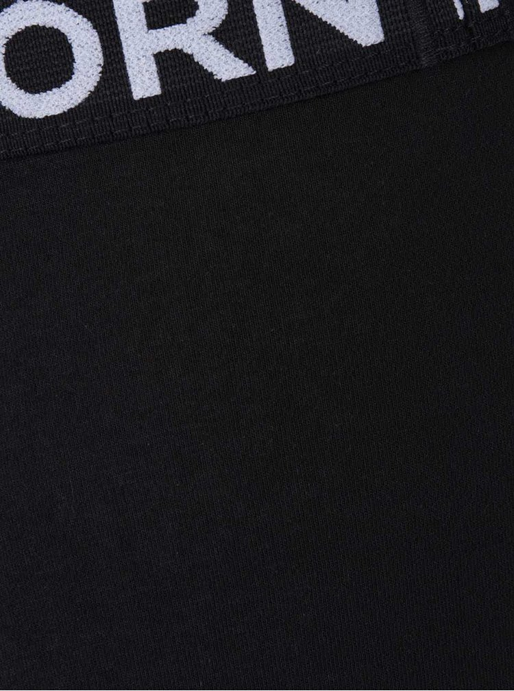 Kolekcia dvoch boxeriek v čiernej a farebnej kombinácii Björn Borg