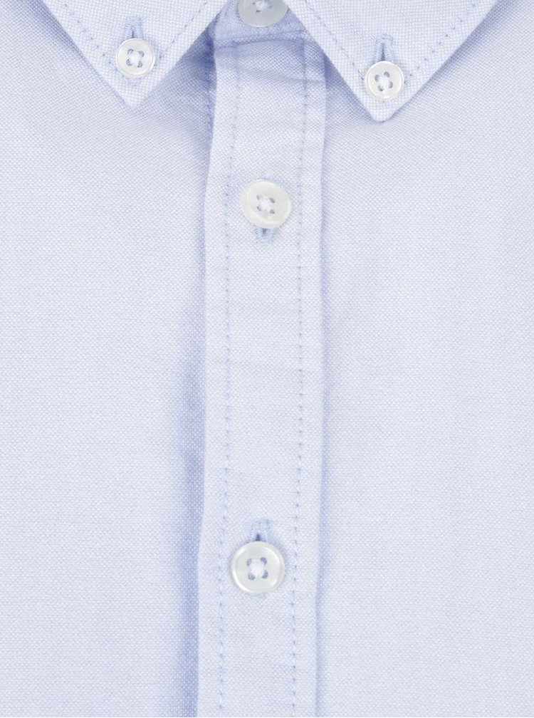 Světle modrá pánská neformální košile Lindbergh
