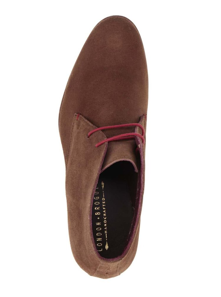 Ghete chukka maro London Brogues Croxley