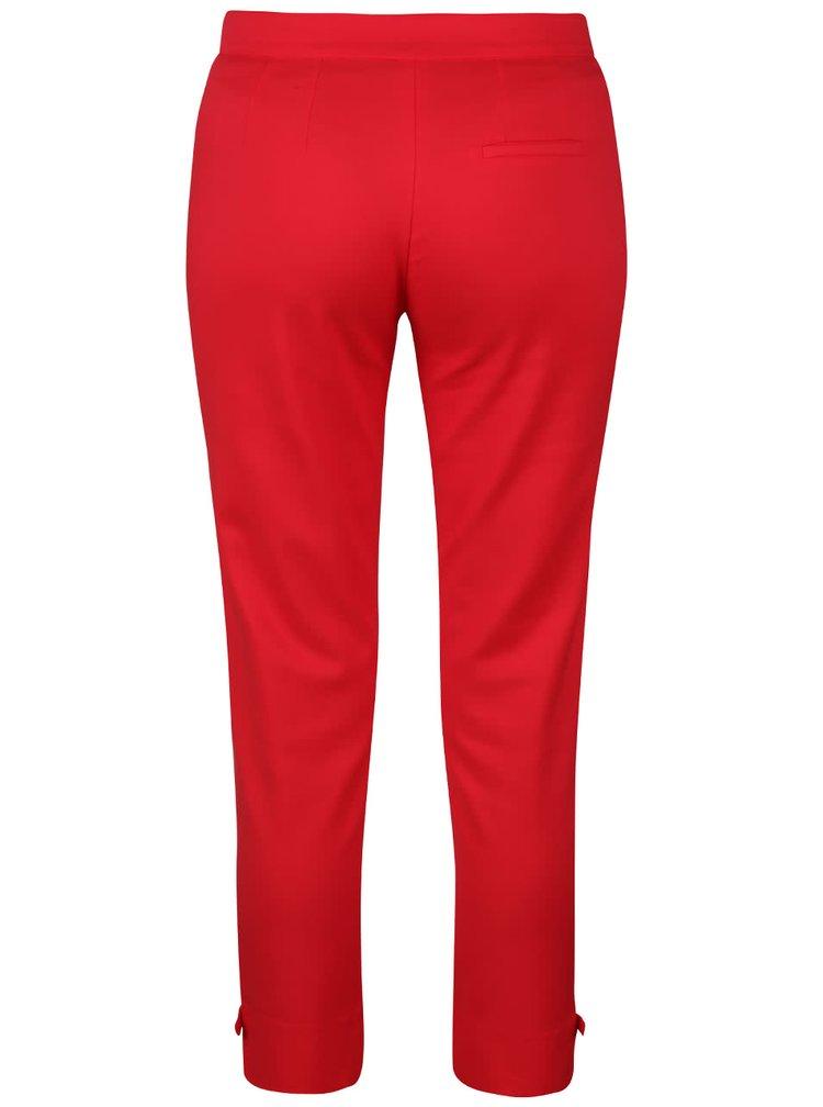 Pantaloni rosii Fever London Beatrix