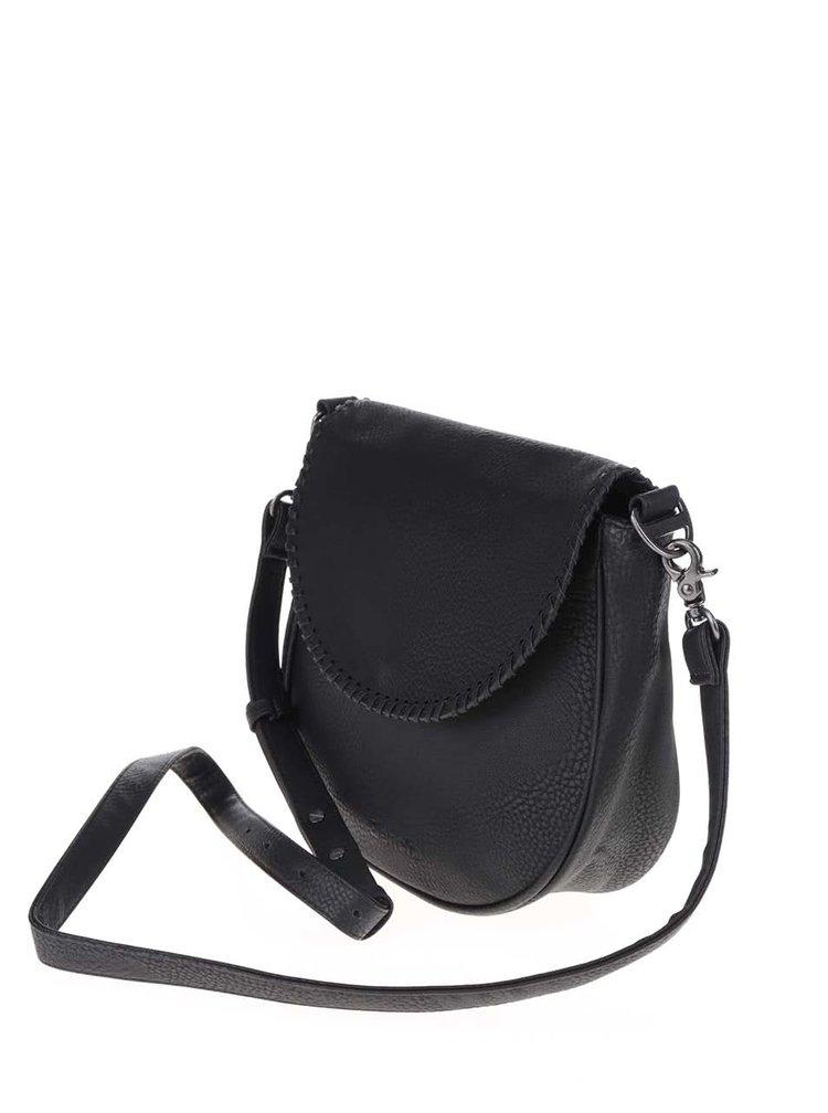 Čierna menšia crossbody kabelka Bench Masterpiece