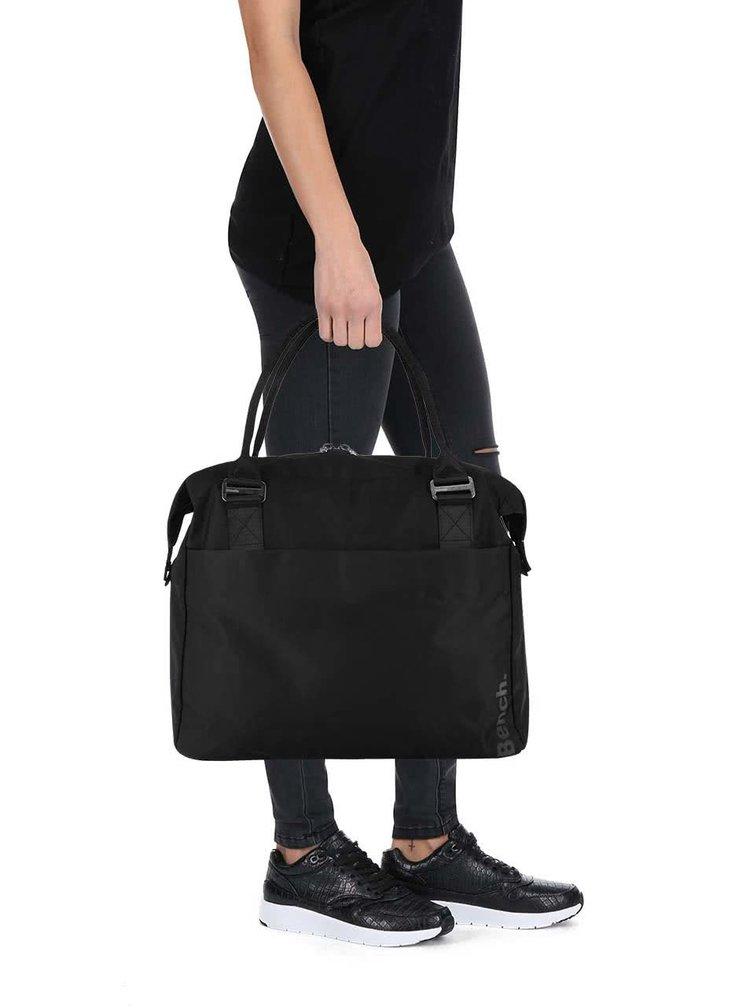 Černá kabelka do ruky Bench Broadfield