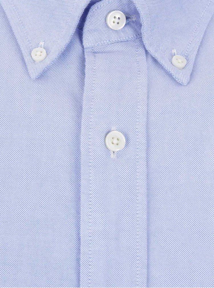 Světle modrá pánská neformální košile GANT