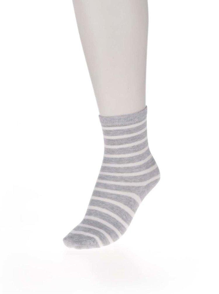 Súprava piatich párov dievčenských farebných ponožiek name it