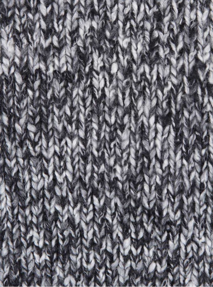 Krémovo-šedý žíhaný svetr ONLY & SONS Cylar