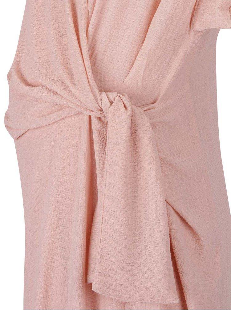 Marhuľové tehotenské šaty Mama.licious Adeline