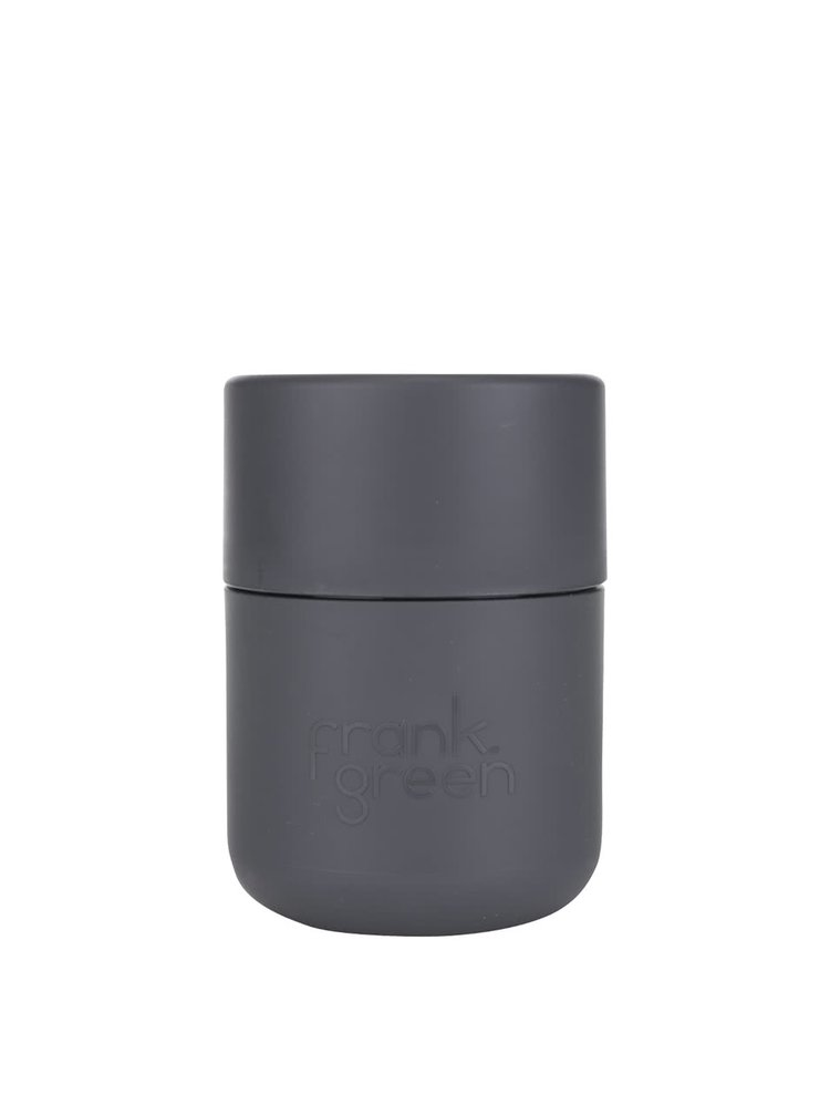 Termos gri închis SmartCup Frank Green 230 ml