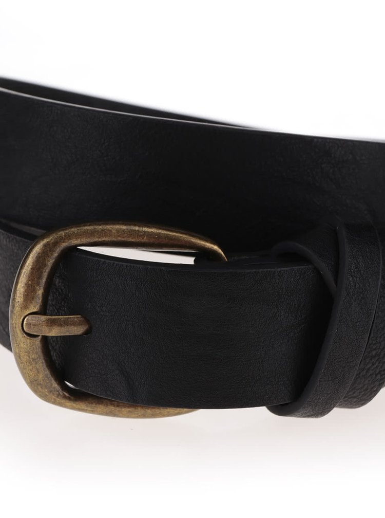 Černý pásek Pieces Violanna