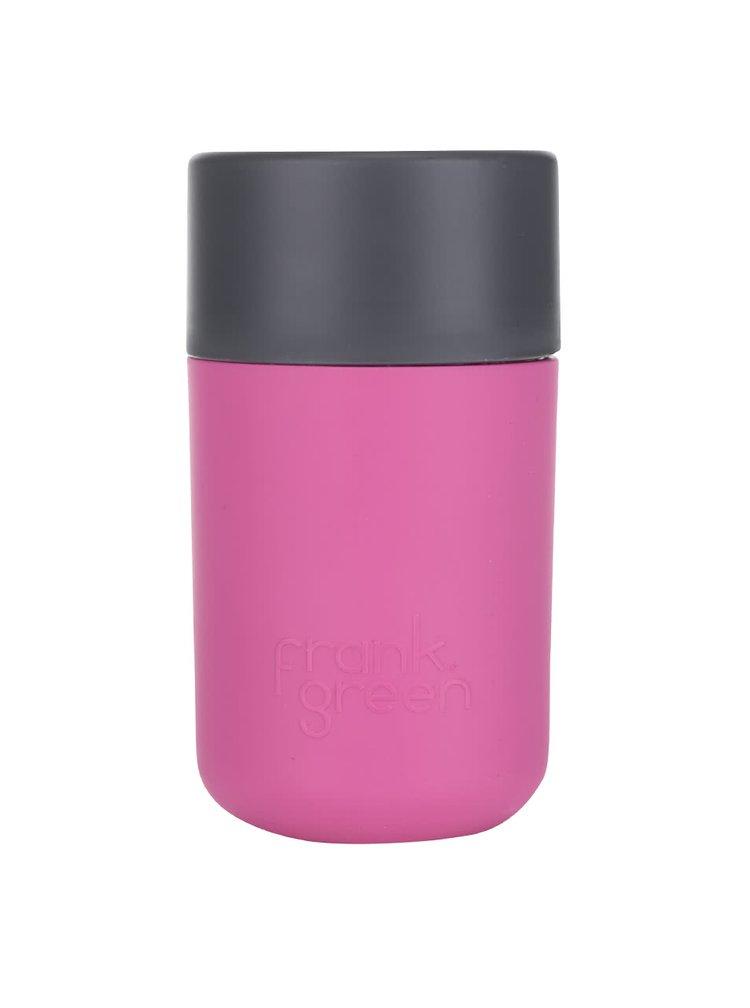Termos roz cu gri SmartCup Frank Green 340 ml