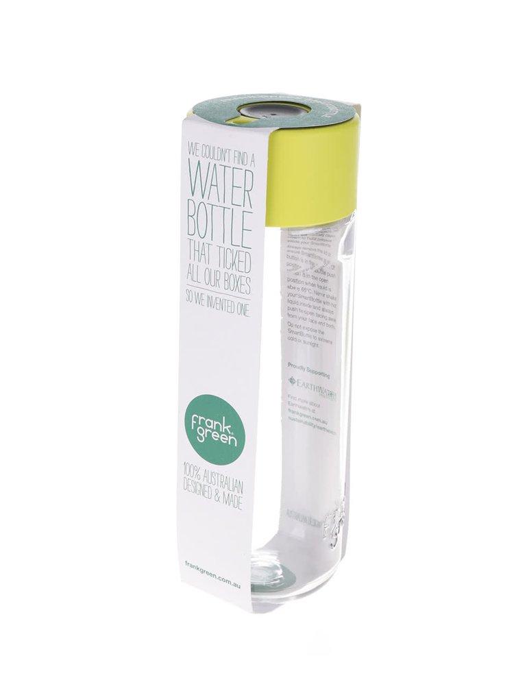 Sticlă cu capac verde SmartBottle Frank Green 740 ml
