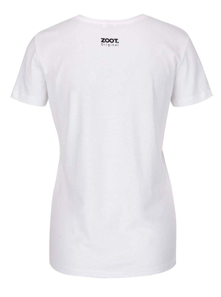 Dámské tričko ZOOT Originál I ♥ JEŽÍŠEK