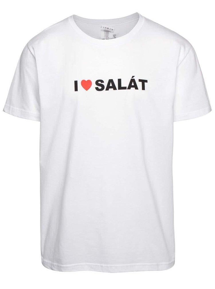 Pánské tričko ZOOT Originál I ♥ SALÁT