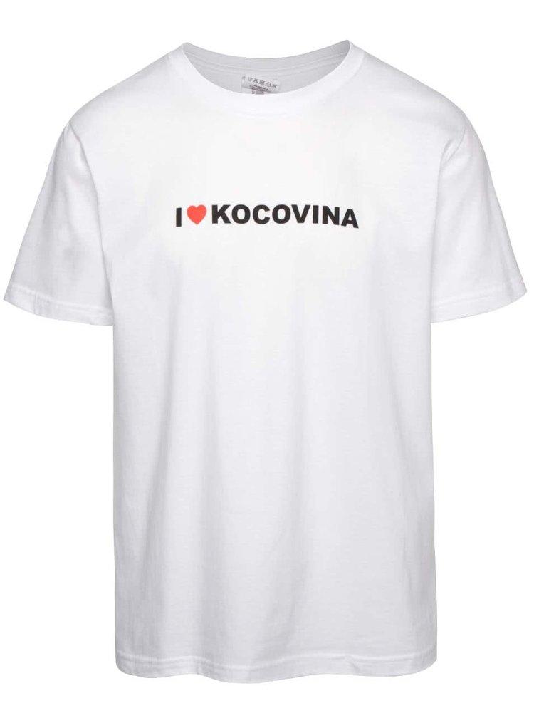 Pánské tričko ZOOT Originál I ♥ KOCOVINA