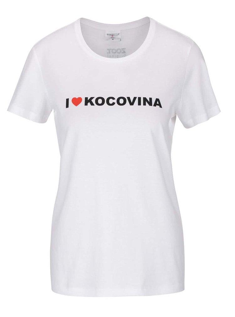 Dámské tričko ZOOT Originál I ♥ KOCOVINA