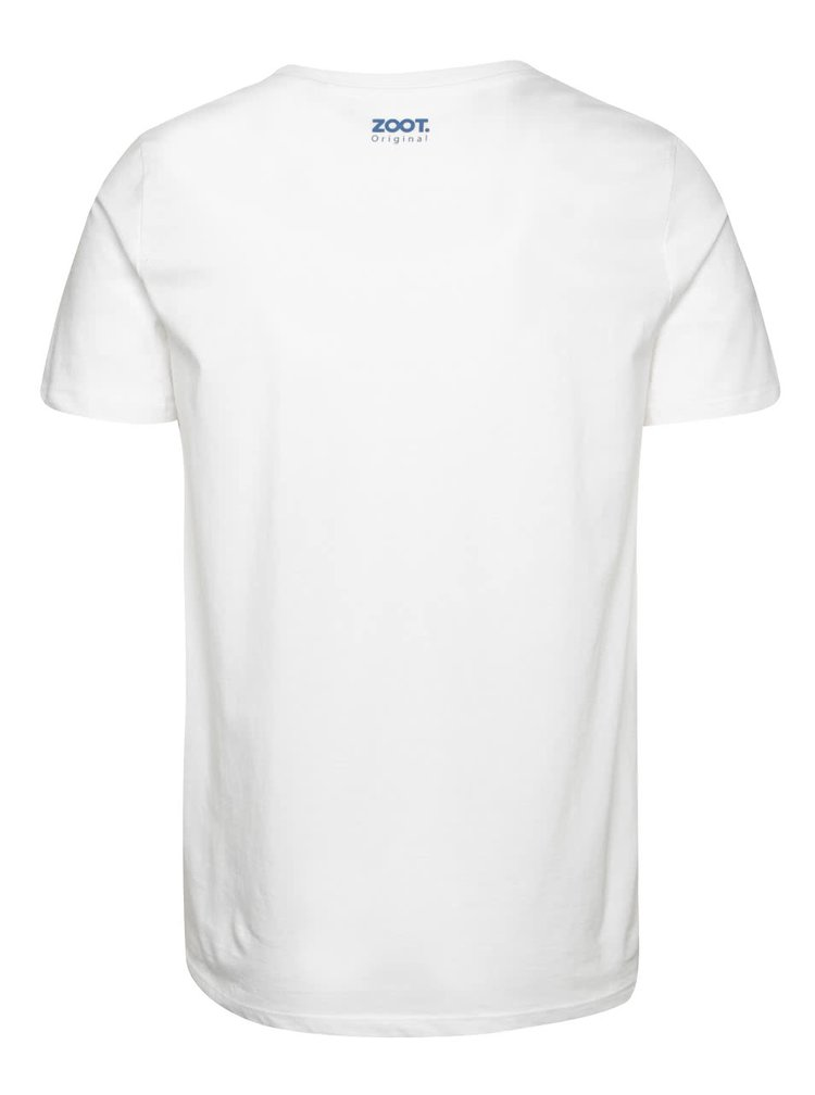 Bílé pánské triko ZOOT Originál Ledoborec