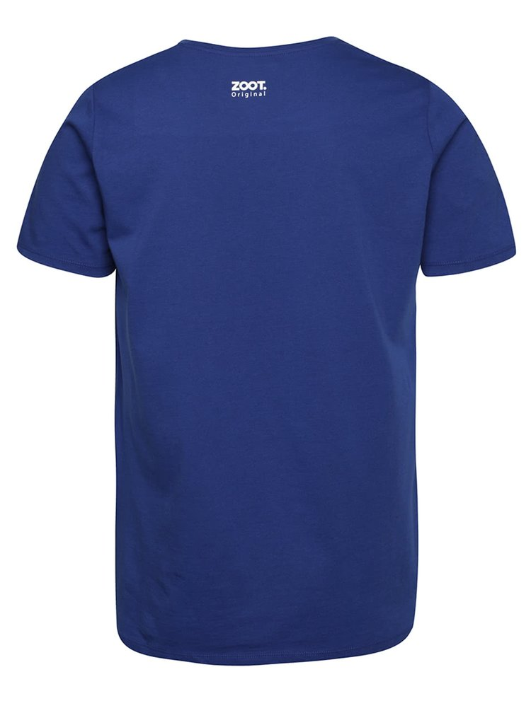 Tricou albastru ZOOT Originál I am super hero