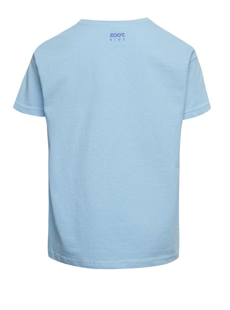 Modré klučičí tričko ZOOT Kids Moje maminka má vždycky pravdu