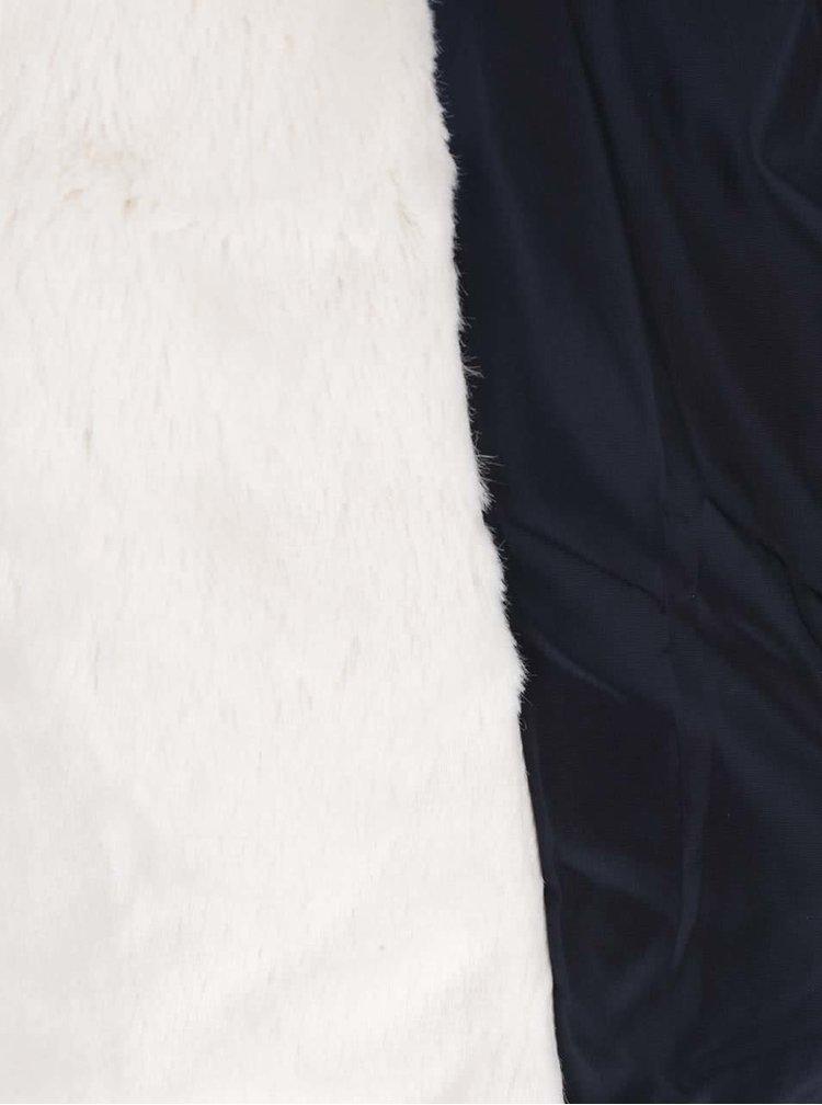 Tmavomodrá vesta s kapucňou Haily´s Lulu
