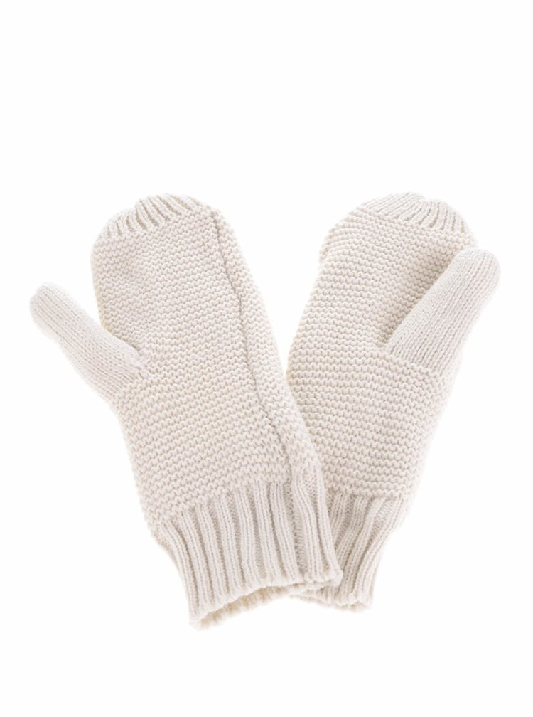 Krémové rukavice Pieces Billi