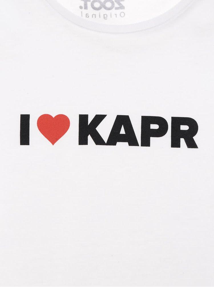 Dámské tričko ZOOT Originál I ♥ KAPR