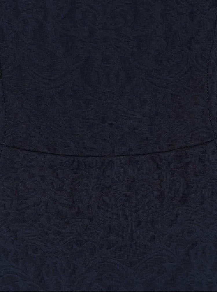 Rochie ZOOT albastru inchis