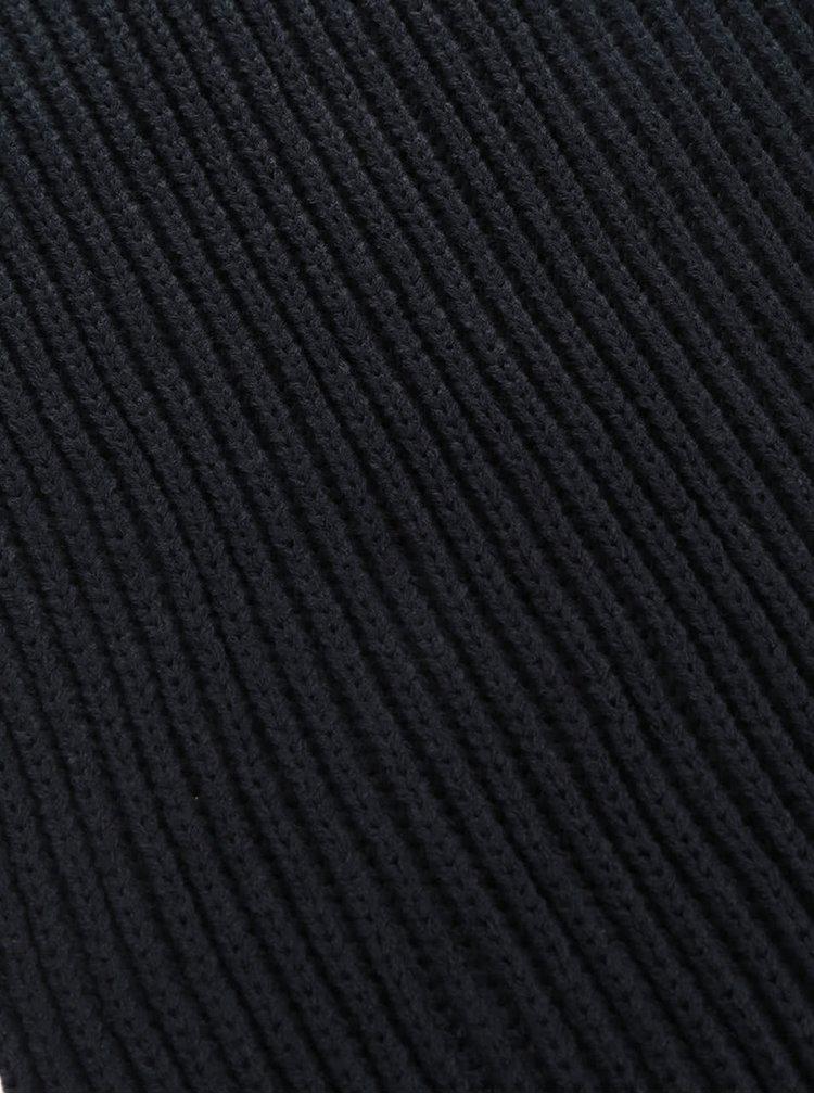 Černá šála Jack & Jones Authentic