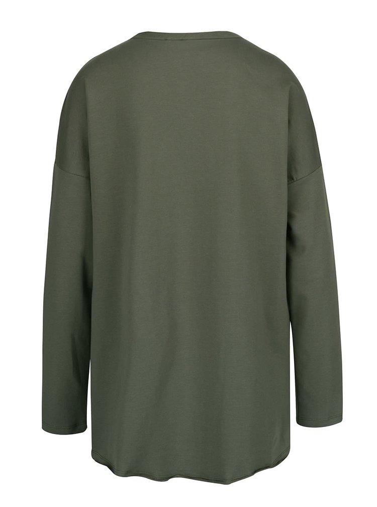 Bluză lejeră kaki ZOOT