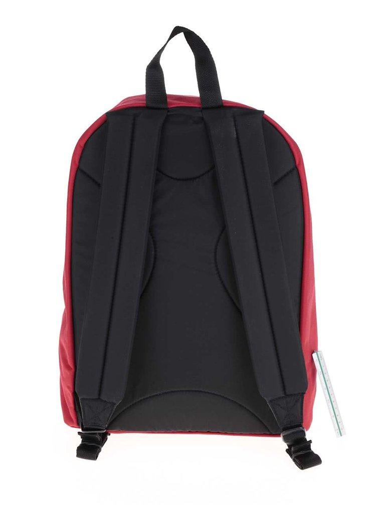 Červený batoh Eastpak Out of office