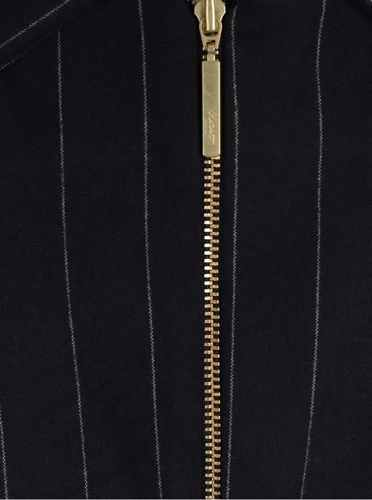 Černá sukně s pruhy Closet