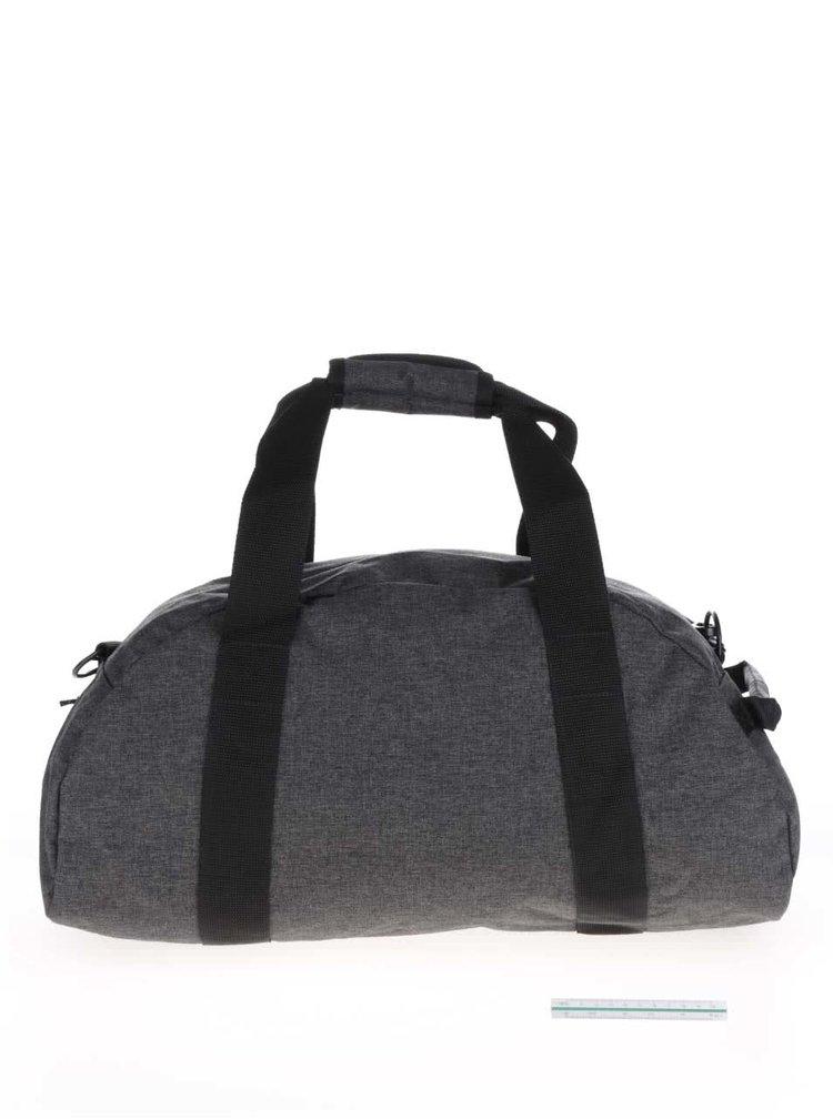 Tmavě šedá sportovní taška Eastpak Stand