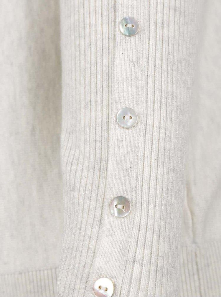 Krémový dámský svetr s.Oliver
