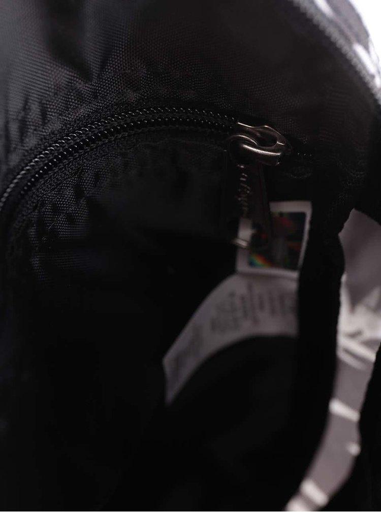 Černá menší crossbody taška se vzorem Eastpak The one boobam