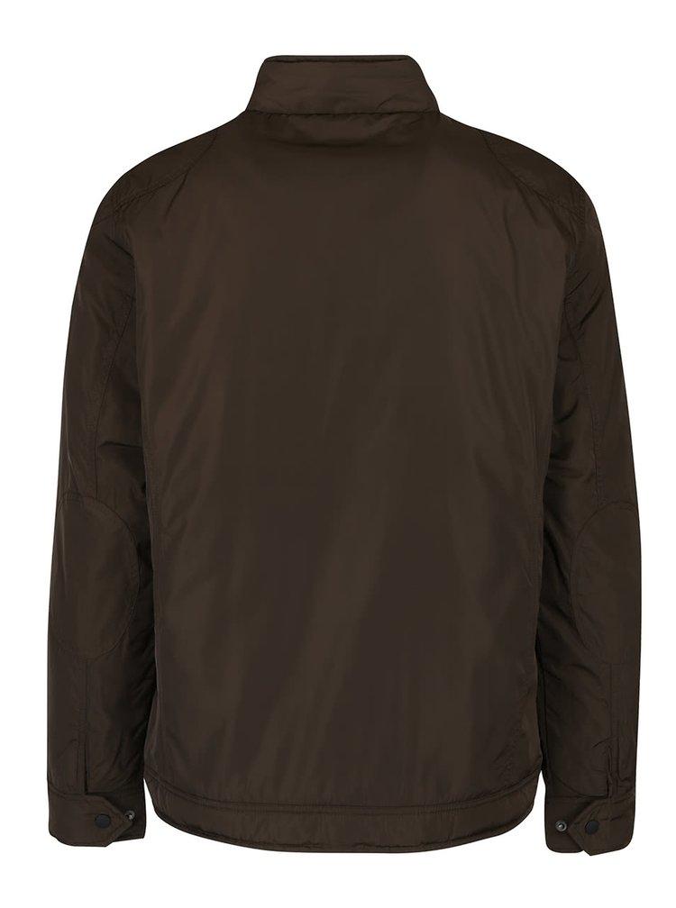 Jacheta maro matlasata Burton Menswear London
