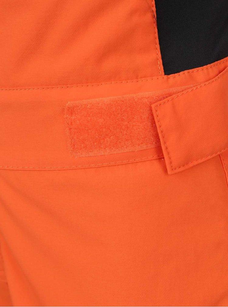 Oranžové klučičí oteplováky Quiksilver