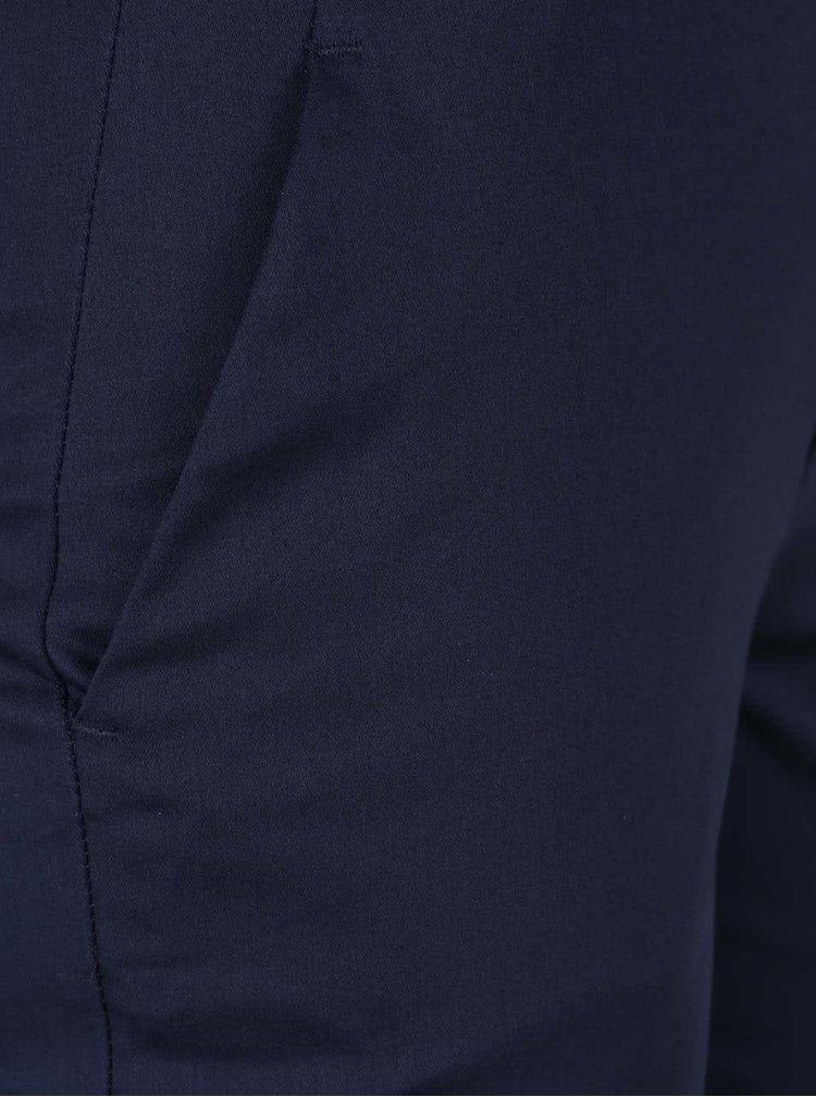 Tmavě modré kalhoty Haily´s Gina